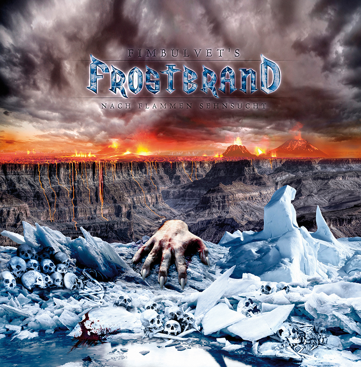 Frostbrand 1 Jewel Case Cover
